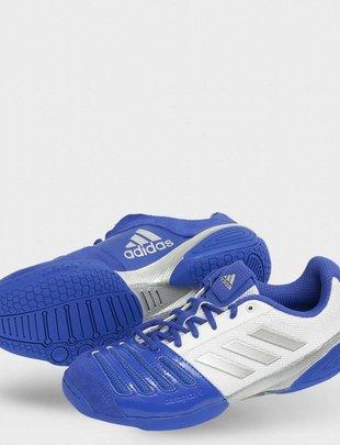 """Uhlmann Fencing adidas-Fechtschuh """"D'Artagnan V"""" blau"""