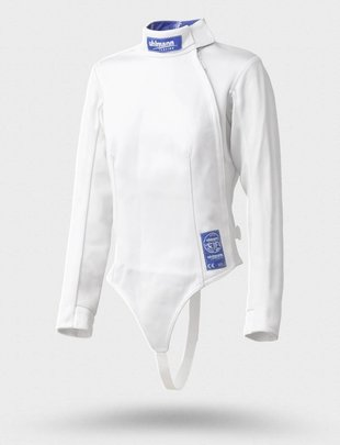 "Uhlmann Fencing Giacca ""Royal"" lady 800 N, materiale elastico"