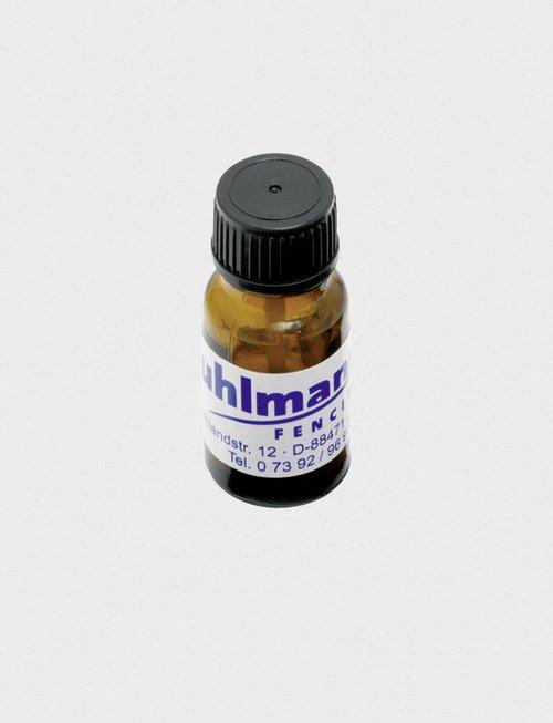 Uhlmann Fencing Liquide d'argent pour la réparation des vestes électriques