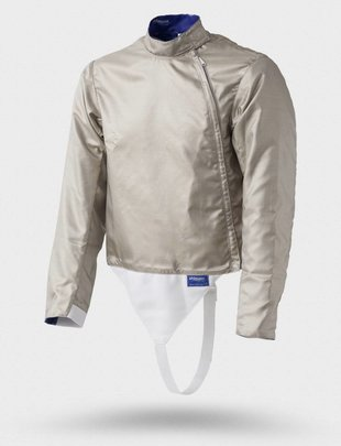 """Uhlmann Fencing giacca elettrica a sciabola """"LIGHT"""" da uomo"""