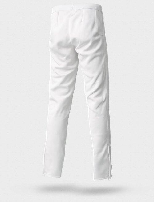 """Uhlmann Fencing  pantaloni da uomo, elastico """"ROYAL"""" 800N, per schermitori su sedia a rotelle"""