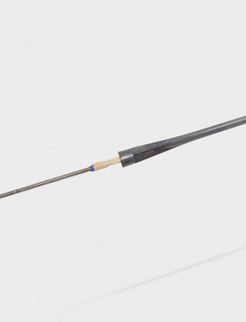 Uhlmann Fencing Lama elettrica completa per spada MRG / BF FIE blu