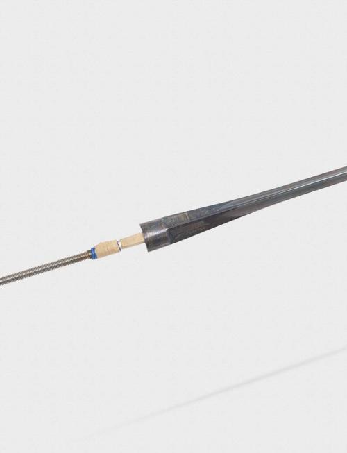 Uhlmann Fencing Lame d'épée électrique complète MRG/BF FIE bleu