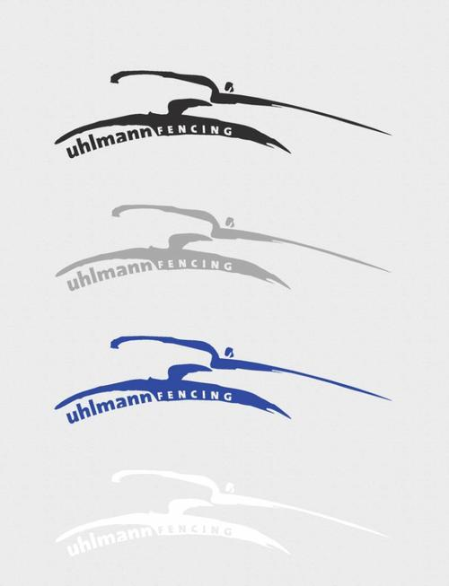 Uhlmann Fencing Adesivo per paraurti Uhlmann