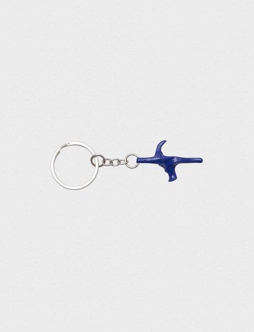 Uhlmann Fencing Schlüsselanhänger, Pistolengriff isoliert