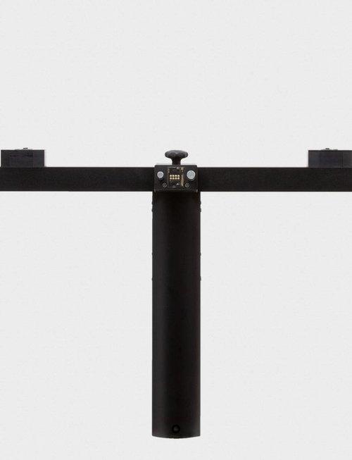 """Uhlmann Fencing Système de pied de table pour """"FMA 21"""" / """"FMA 03"""" -un seul côté"""