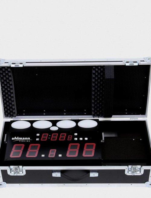 """Uhlmann Fencing Custodia per trasporto """"FMA 03"""" con accessori"""