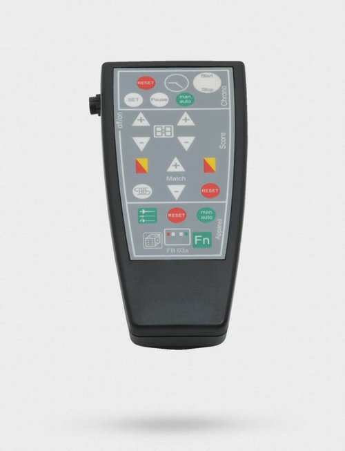 "Uhlmann Fencing Telecomando sostitutivo per dispositivo di rilevamento ""FMA"""