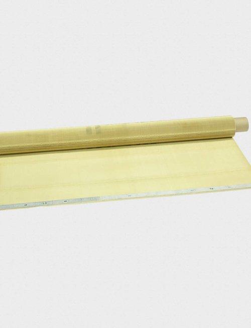 Uhlmann Fencing Binario di scherma in acciaio inossidabile rivestito 1,55 x 17 m