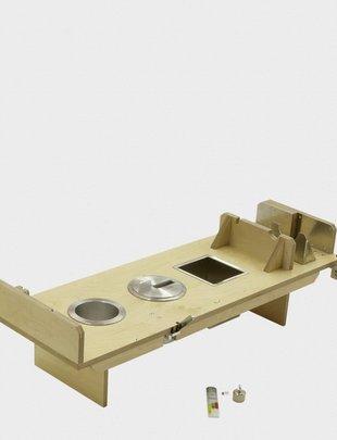 Uhlmann Fencing Table de contrôle