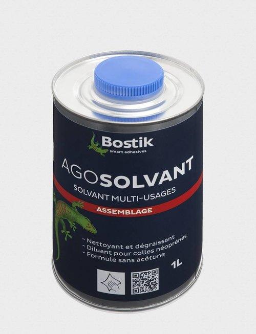 Uhlmann Fencing Solvant (Bostik), dose d'1 litre