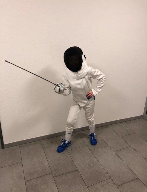 Uhlmann Fencing KIDS Starter-Kit 350N
