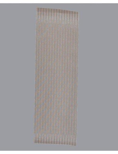 Uhlmann Fencing Ruban en tissu conducteur (5x15 cm), pour réparation