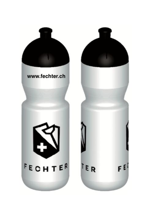 """Fechter.ch Trinkflasche """"fechter.ch"""""""