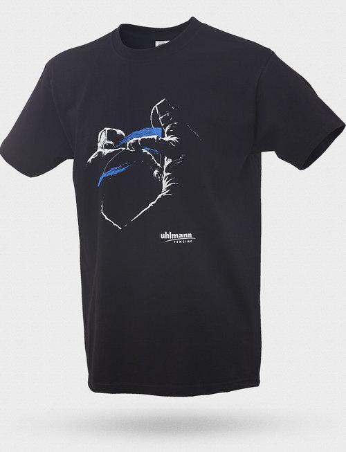 """Uhlmann Fencing T-Shirt """"Dynamic Fencing"""""""
