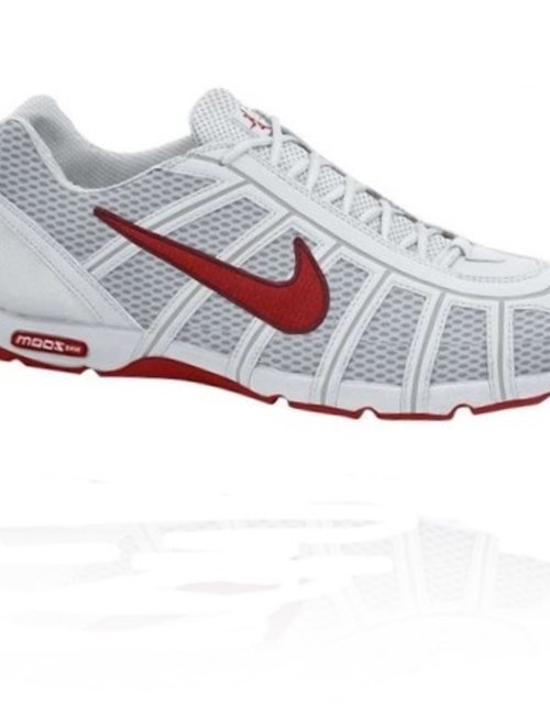 Nike SWISS EDITION - WHITE/RED
