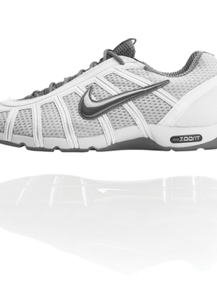 Nike NIKE AIR ZOOM FENCER silber
