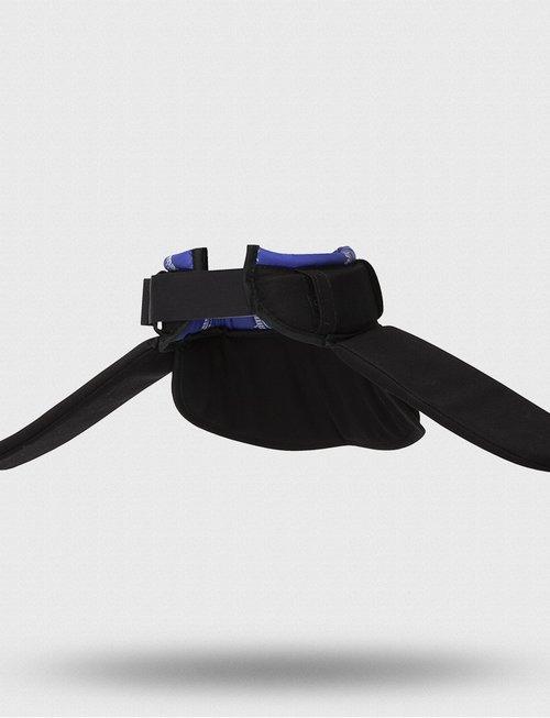 Uhlmann Fencing Halsschutz Spezial mit gepolstertem Schulterschutz und integrierter Kunststoffplatte