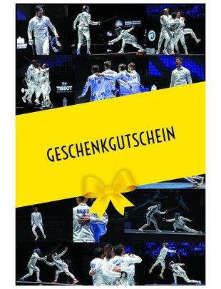 Uhlmann Fencing Bons cadeaux