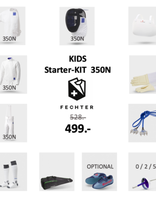 Uhlmann Fencing KIDS Starter-Kit 350N