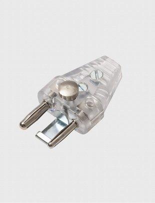 Uhlmann Fencing Spina a 2 pin, completa trasparente