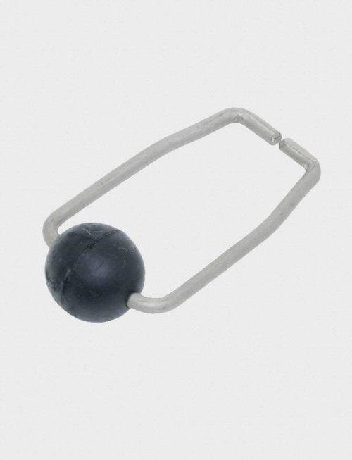 Uhlmann Fencing Anello elastico con sfera di gomma  - nuova versione -