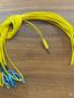 Uhlmann Fencing Câble de mise à la terre pour fauteuils roulants
