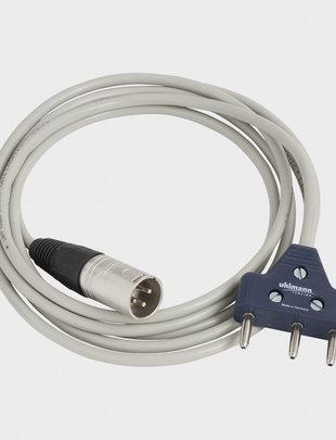 Uhlmann Fencing Câble de connexion boîte de sol/détecteur (2m)