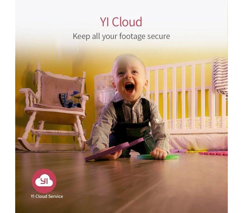 Yi Smart Home 720P IP Camera (Official EU Edition) - Wit - 4 Stuks