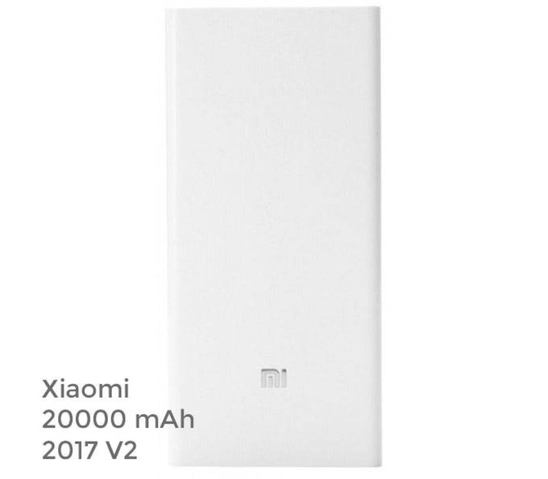 Xiaomi Powerbank 20000 mAh V2
