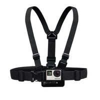 Chest Mount Elastiek voor GoPro