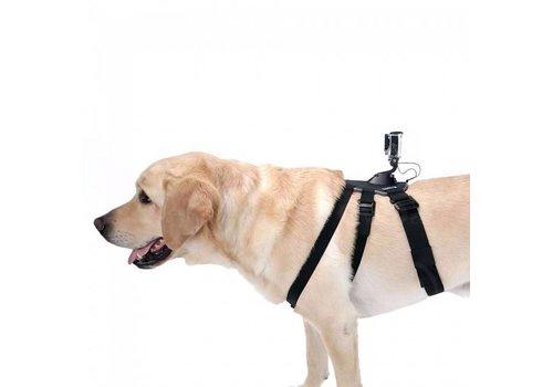 Zayo Fetch Honden Harnas voor GoPro