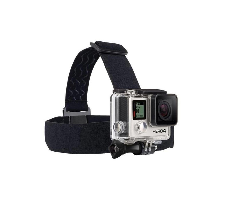 Head Strap Mount Hoofdband voor GoPro