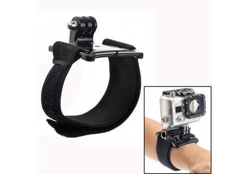 Zayo Pols / Arm Mount GoPro Hero