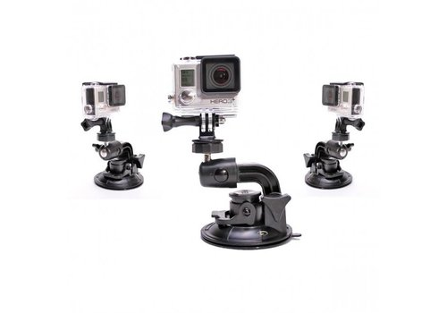 Zayo Zuignap Suction Cup voor GoPro