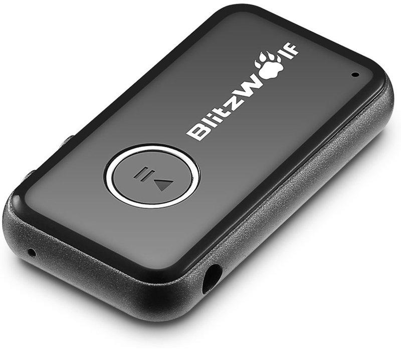 BlitzWolf - Bluetooth Audio Adapter - BR1
