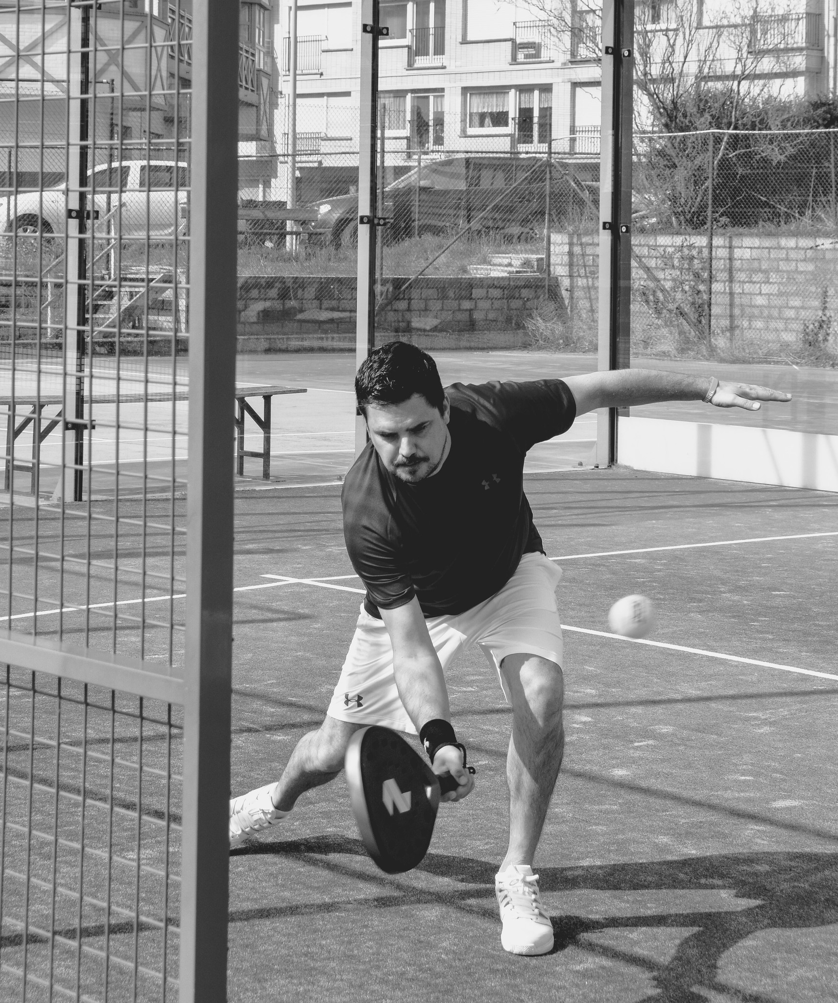 Padel volley Pure32