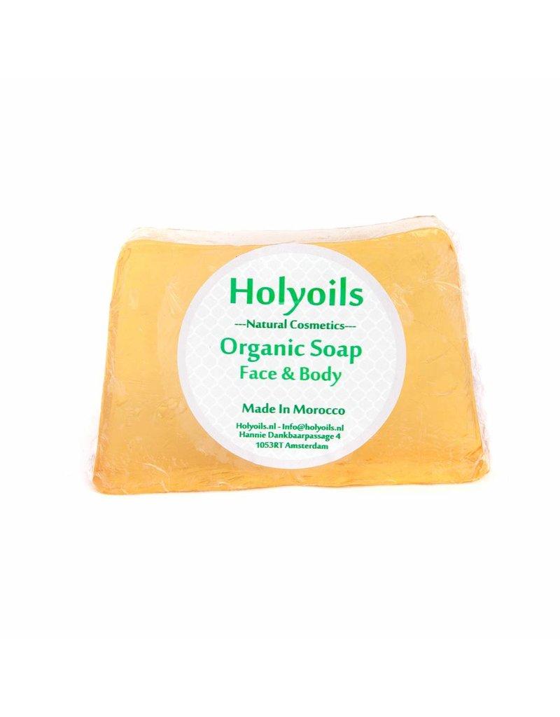 Holyoils Bio Argan Zeep (Diverse Geurtjes)