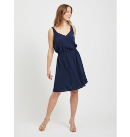 Vila vilaia s/l V neck dress
