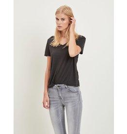Vila vinoel V-neck T-shirt noos