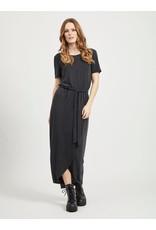 Object OBJANNIE NADIA S/S DRESS NOOS black