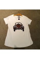 Diversa 3001 T-shirt  wit