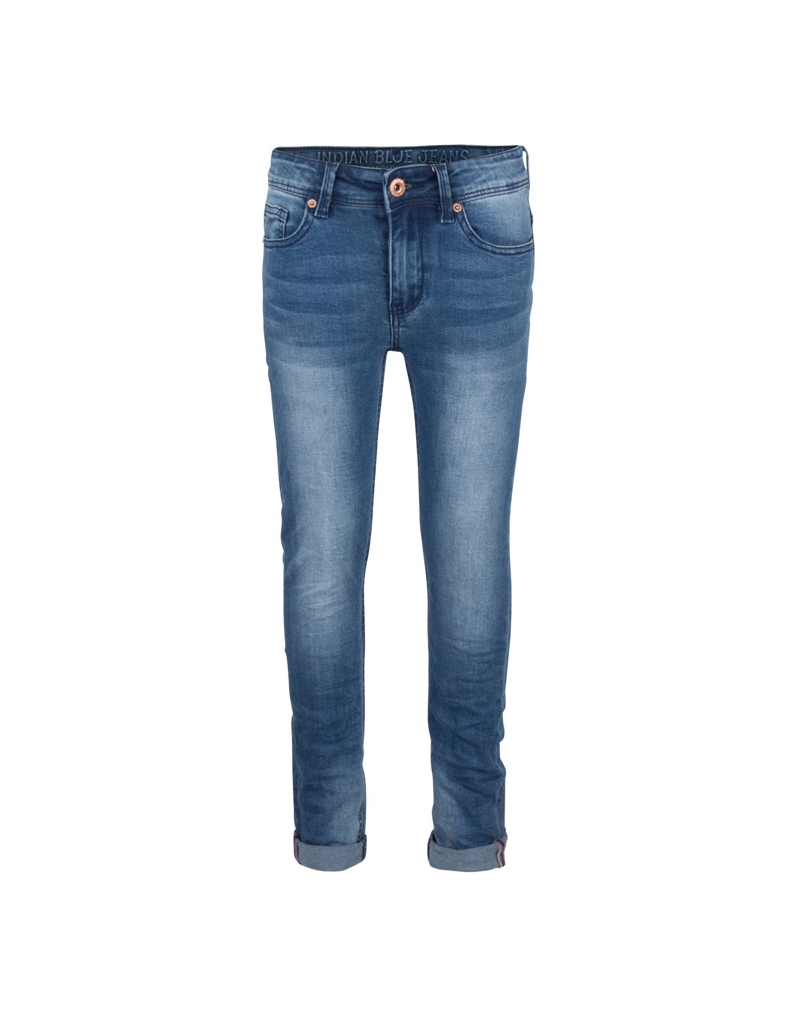 Indian Blue jeans IBB19-2710 dark denim  164/14