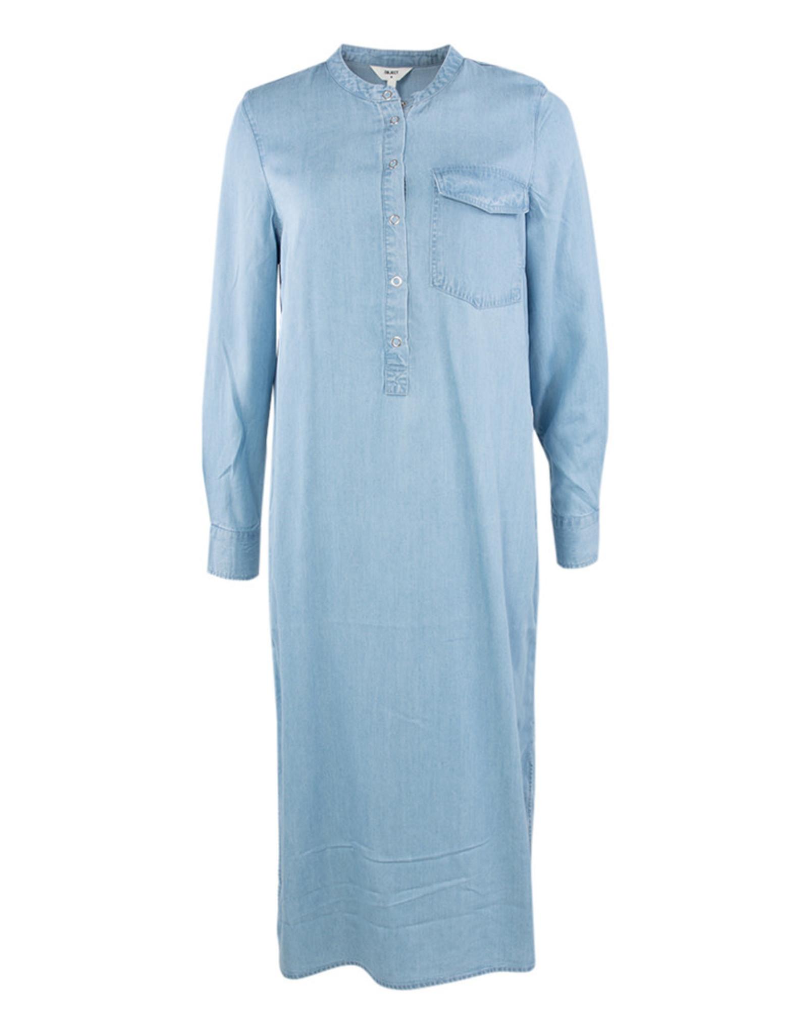 Object OBJAMALINA LS SHIRT DRESS 108