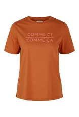 Pieces pcsanicca ss tee bc