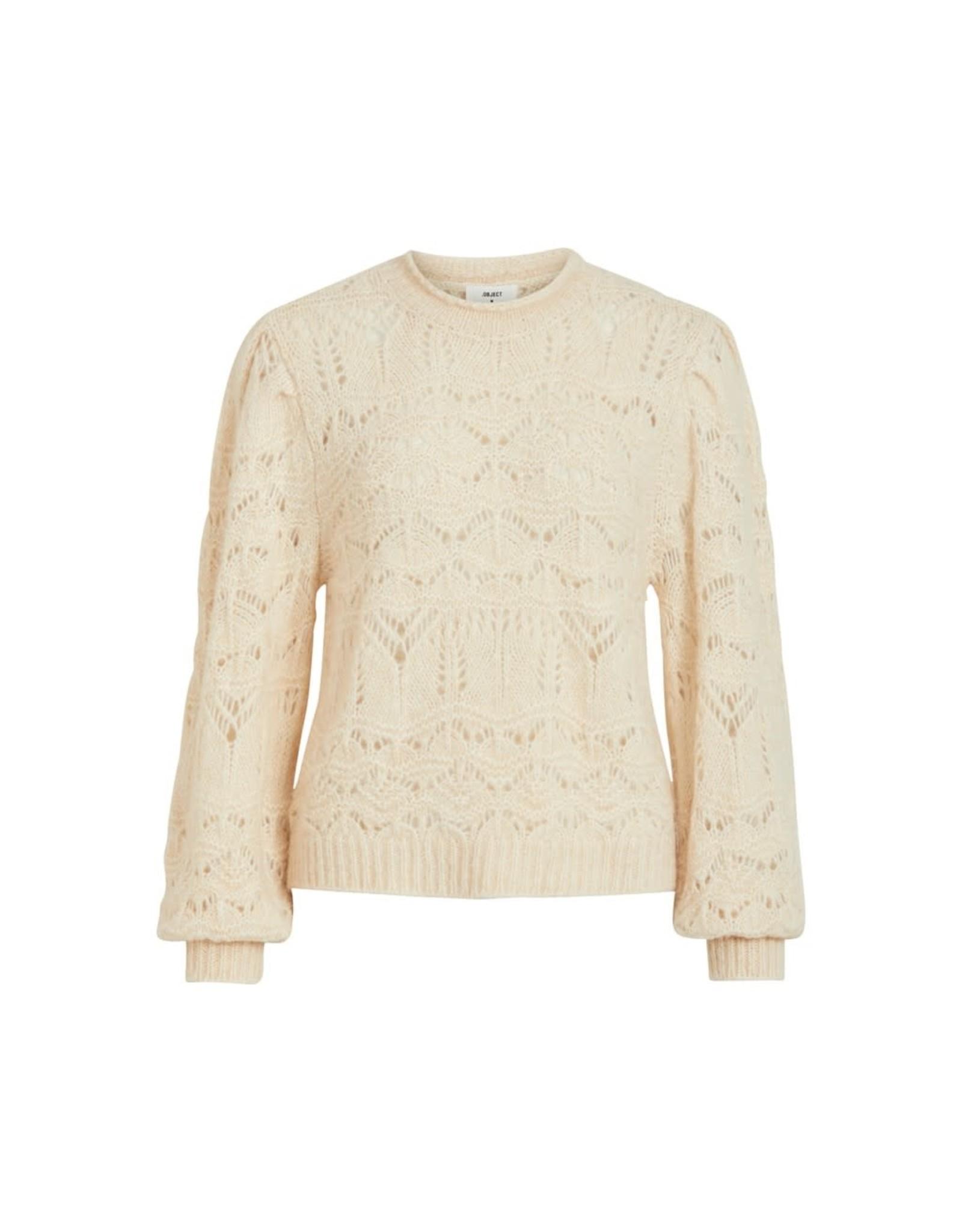 Object objpamela l/s knit pullover