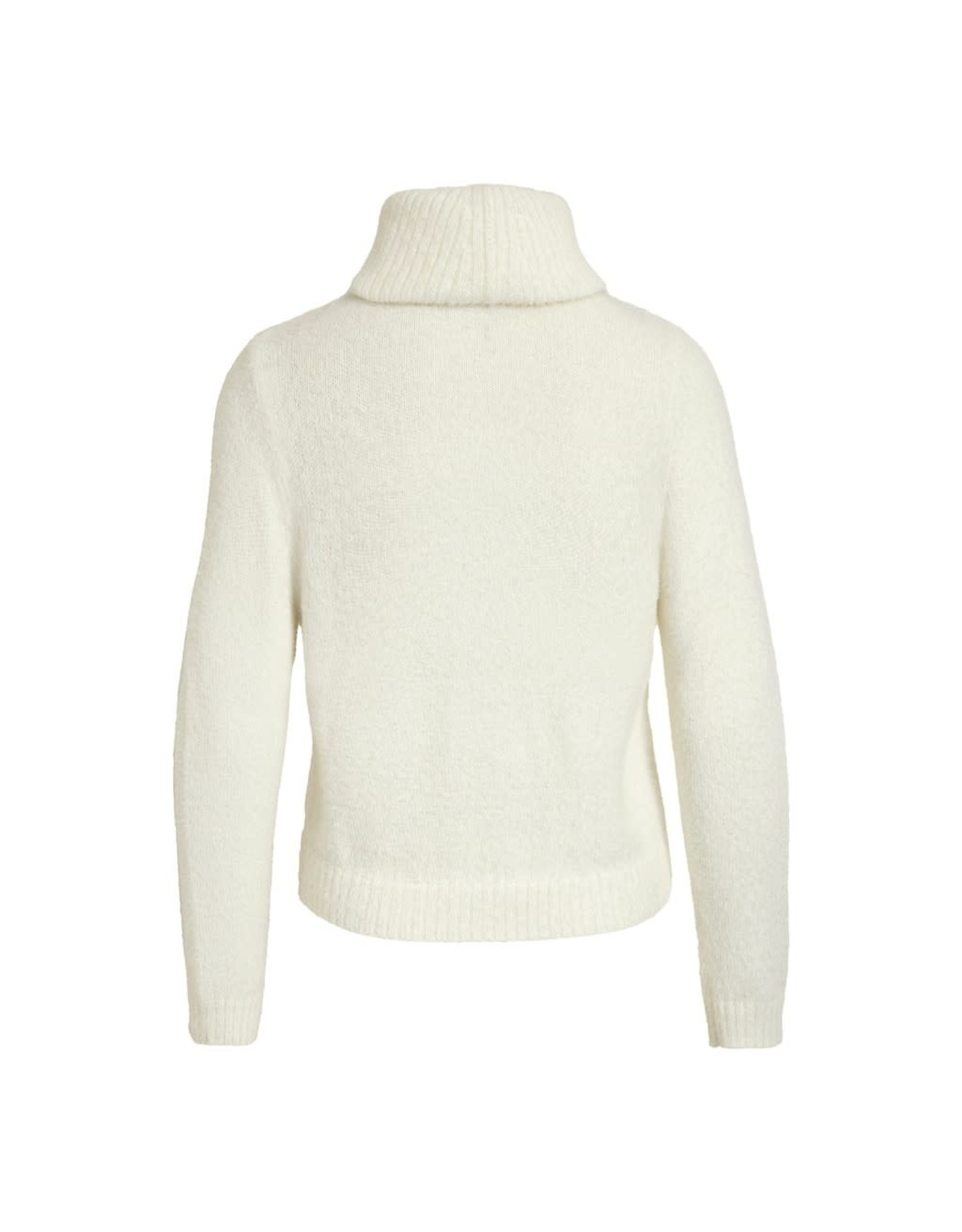 Vila vifeami rollneck l/s knit top/su - noos