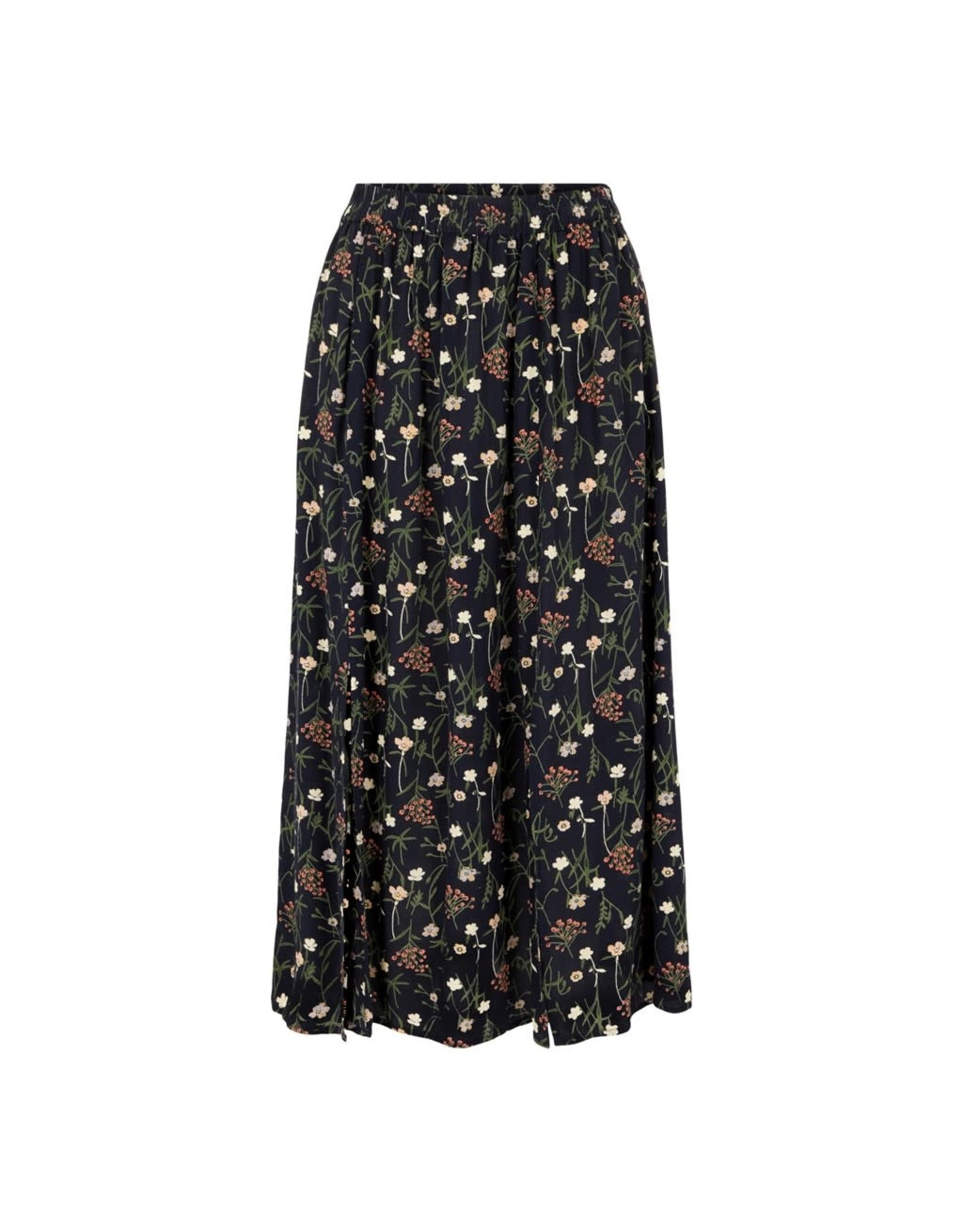 Pieces PCSKYLAR HW MIDI SKIRT