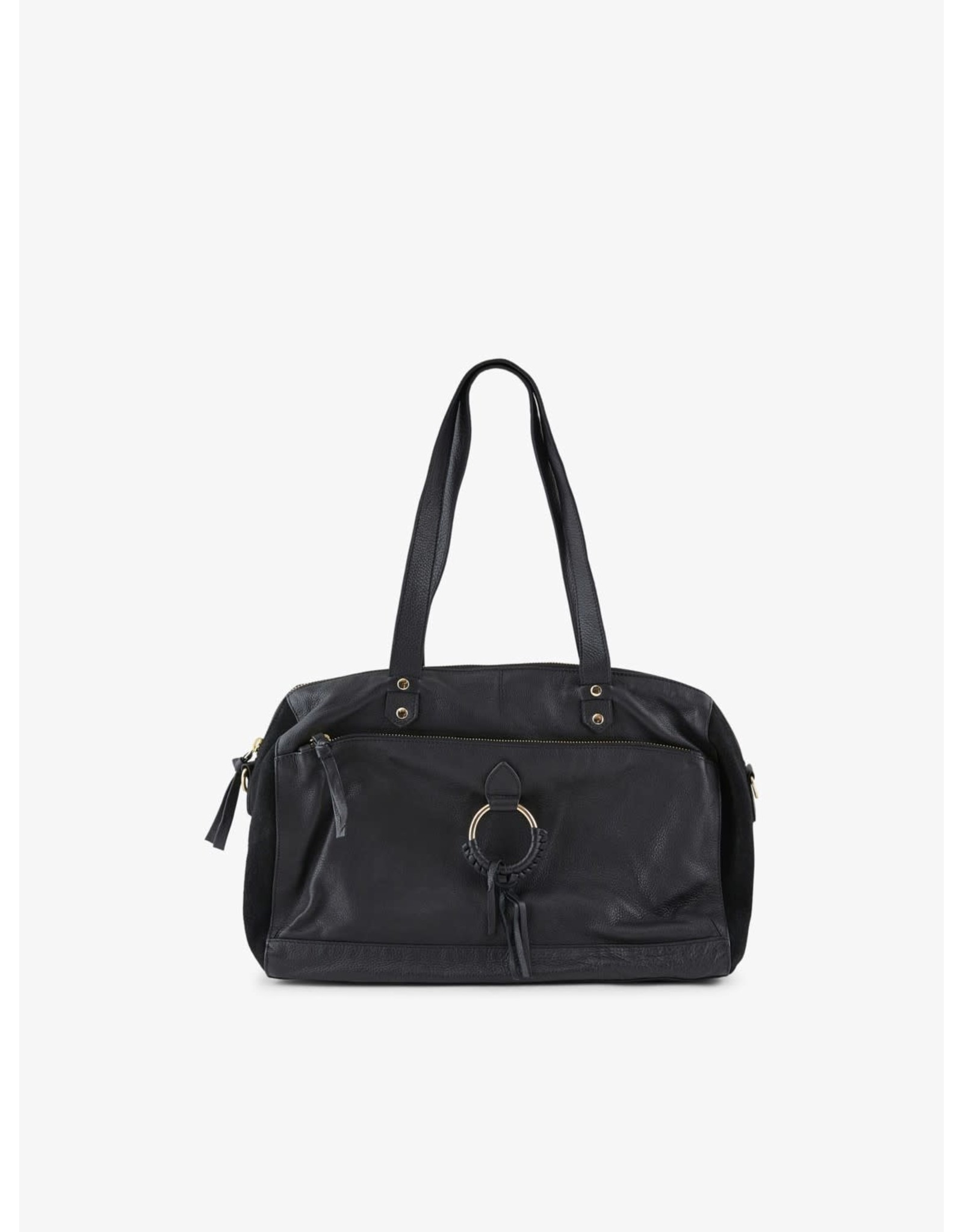 Pieces PCSELDA LEATHER DAILY BAG FC