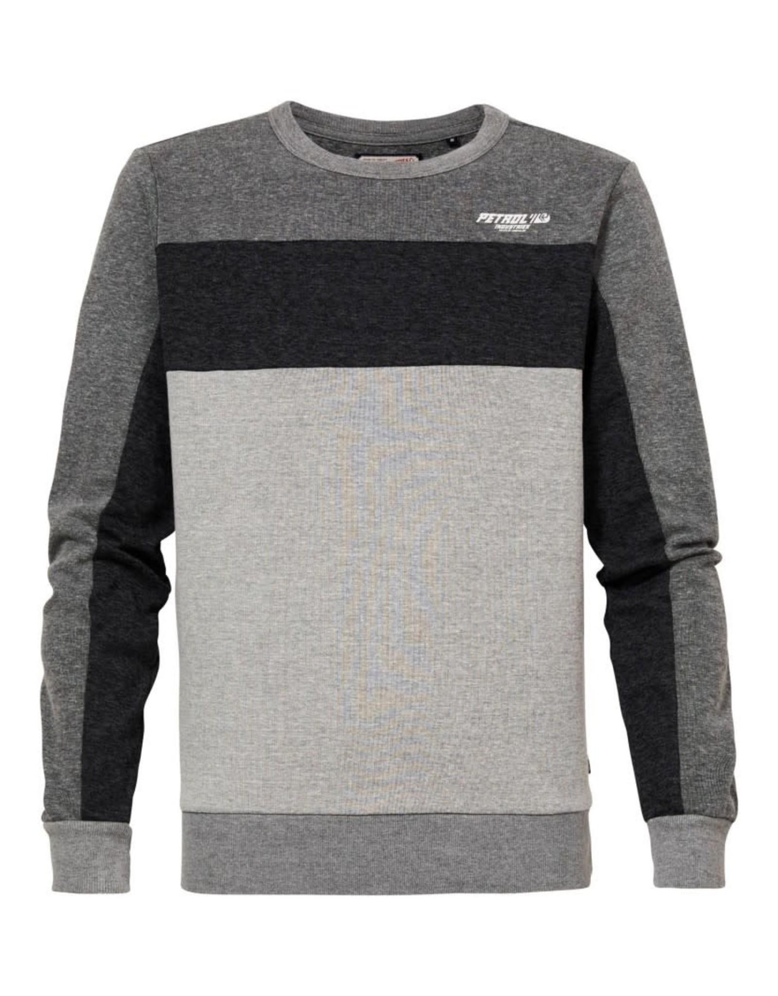 Petrol B-3000-SWR374 Sweater R-Neck